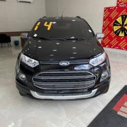 Ford Ecosport Fsl 4WD 2014 Flex e Gnv 2.0 Completo