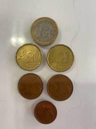 Moedas Euros