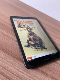 """Tablet Samsung Galaxy Tab E T560N 8GB Wi-Fi Tela 9.6"""" Android 4.4 Quad-Core"""