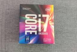 Processador Intel I7 7700k LGA1151 com Delid