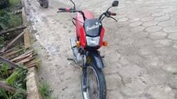 Vendo moto pop 100,2007 somente com nota fiscal
