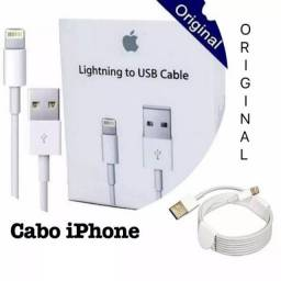 Carregador 100% Original Apple Iphone (fonte turbo power e cabo)