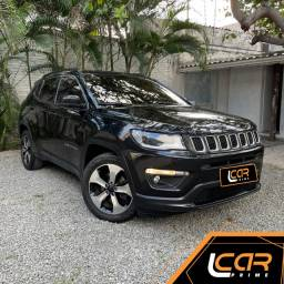 Jeep Compass / Longitude / flex / interno claro