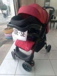 Título do anúncio: Carrinho terni com o bebê conforto