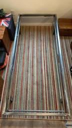 Título do anúncio: Estrutura de ferro ideal para fazer uma cama ou um sofá