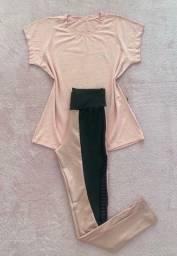 Calça P e blusa (entrega grátis) em JP