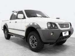 Mitsubishi L200 Outdoor 2.5 GLS Diesel 2011 Branca Completa