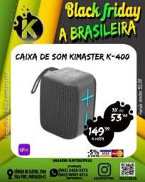 Título do anúncio: Caixa de Som Kimaster K-400