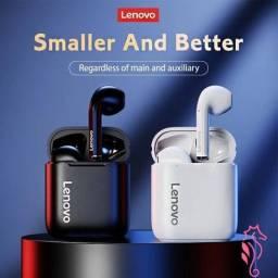 Fone Lenovo sem fio TWS