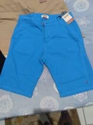 Vendo shorts tommy  hilfiger pela metade do preço
