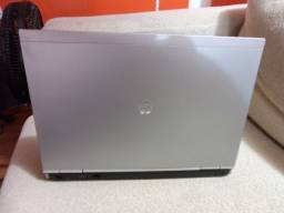Título do anúncio: notebook Elitebook hp 8gb hd-500 core 2.60ghz vel de i7 por R$1.500 tratar 9- *