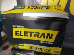 Bateria 90Ah Eletran. Hilux, HR, Vera Cruz,...
