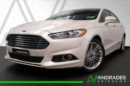 Ford Fusion Titanium Awd Ftdi 2016