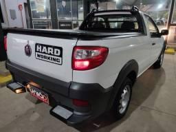 Título do anúncio: Strada HARD WORK 1.4  COMPLETA