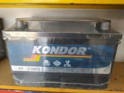 Bateria 70Ah Kondor Nova 1 Ano de Garantia