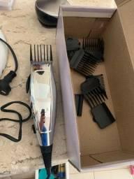 Título do anúncio: Máquina de barbear, cortar cabelo - Barbeadora - Hamington - Original
