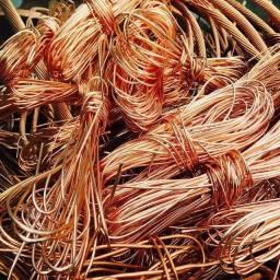Título do anúncio: Conpro seu cobre o tanto que tiver