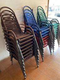 Cadeira de fio reforçada fio duplo sooo 148,00 facosta moveis