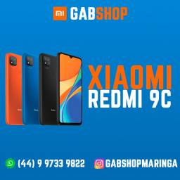 Xiaomi Redmi 9C 32gb - Sempre com Preço Baixo! Gabshop