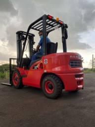 Empilhadeira Nova Zero 2021 Hangcha Diesel Prolift