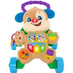 Andador musical cachorrinho Fisher Price