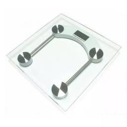 Balança digital scale personal de vidro 180kilos