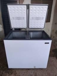 Freezer esmaltec 325L