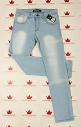 Calças jeans em atacado