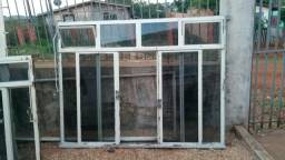 Vendo janela reforçada