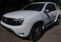 Renault Duster 2.0 Aut, multimídia e banco couro Não aceito Troca - 2014