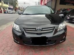 Toyota Corolla sedan/ Parcelado - 2010