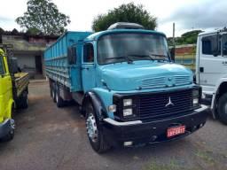 MB 1318 Truck Graneleiro O mais bonito do olx - 1988