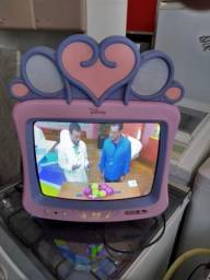 Tv p/ crianças antiga 220 volts relíquia