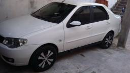 Siena HLX 1.8 2007 Branco - 2007