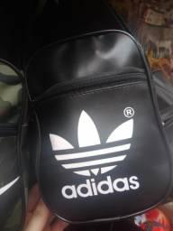 Shoulder Bag Adidas/Nike - Couro ou camuflada