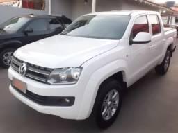 Vw - Volkswagen Amarok TrendLine Unico Dono - 2014