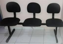 Cadeiras de Escritório Fixa