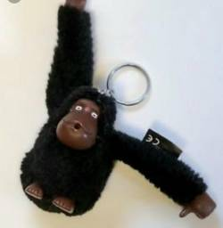 Chaveiro macaco kipling comprar usado  Londrina