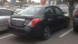 Nissan Versa SL 1.6 CVT Flexstart - Completo - 2018
