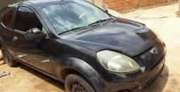 Vendo esse Ford Ka ano 2012 pra retirada de peça ou quem quiser arrumar - 2012