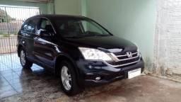 CR-V ELX 2.0 16V 4WD Flexone Automatica 2011 - 2011