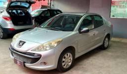 Peugeot 207 sedan XR 1.4 2011 completo - 2011