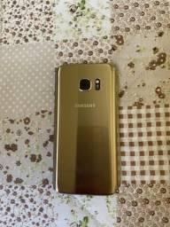 Vendo Galaxy S7 dourado