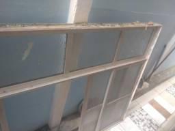 Porta e janela alumínio e vidro