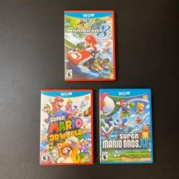 Nintendo Wii U Jogos Mario
