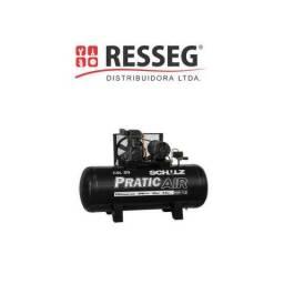 Compressor De Ar Csl20/200l Schulz