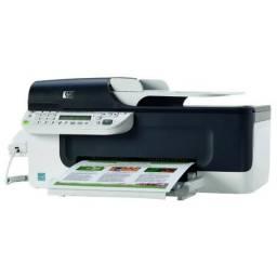 Impressora Multifuncional HP J4660 nova e Cadeira de Escritório modelo diretor, giratória.