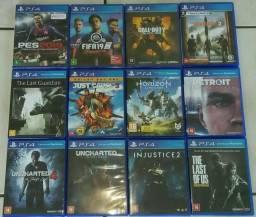 Jogos para videogames a partir de 20,00