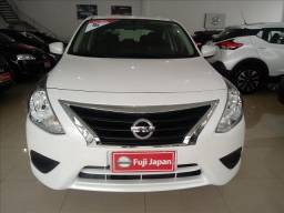 NISSAN VERSA 1.6 16V FLEX SV 4P MANUAL - 2016