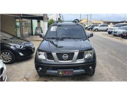 Nissan Frontier 2.5 se attack 4x2 cd turbo eletronic diesel 4p manual - 2013